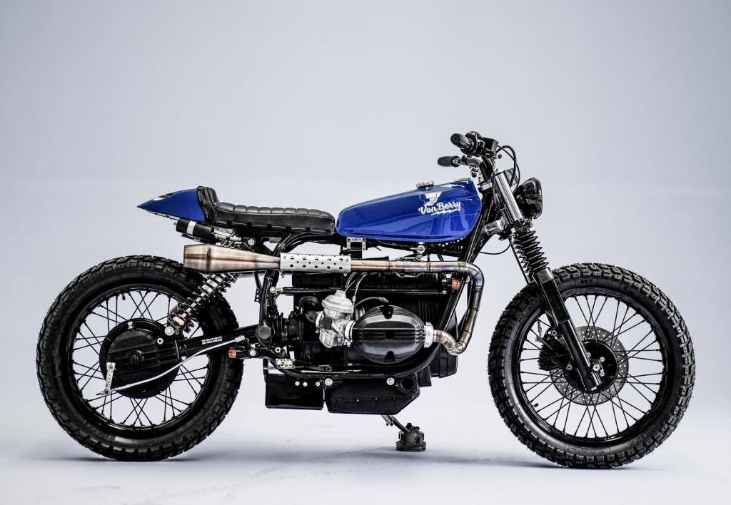 BMW Tracker by Herencia Custom Garage