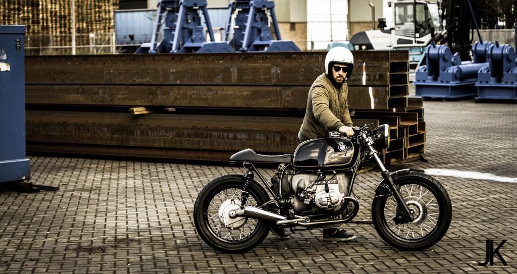 BMW R80 Cafe Racer by Ironwood Custom Motorcycles ndash BikeBound