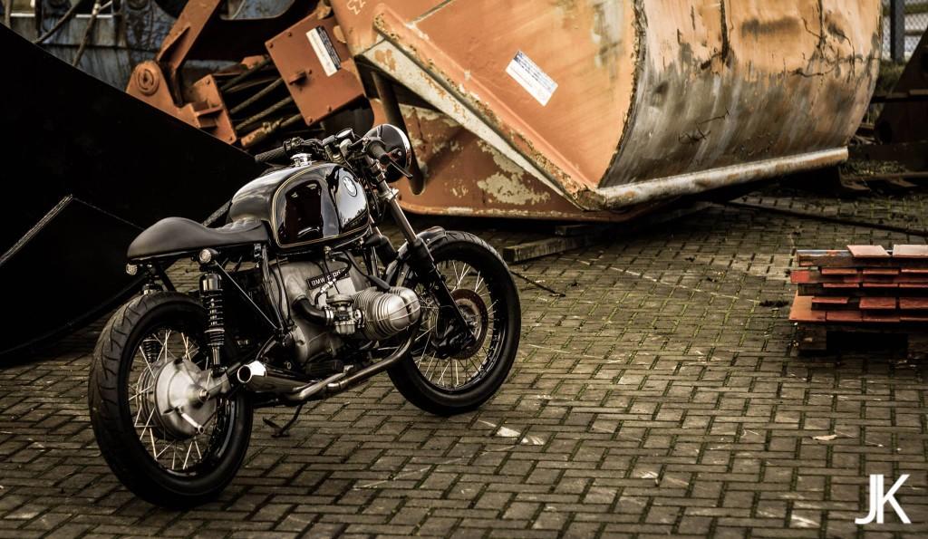 bmw r80 cafe racer by ironwood custom motorcycles  u2013 bikebound