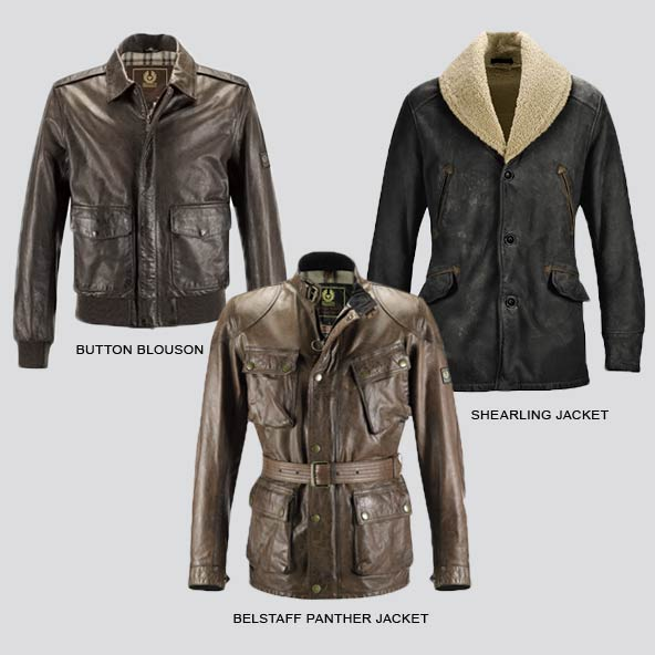 Benjamin Button Leather Jackets