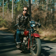 The Motorcycles from The Curious Case of Benjamin Button