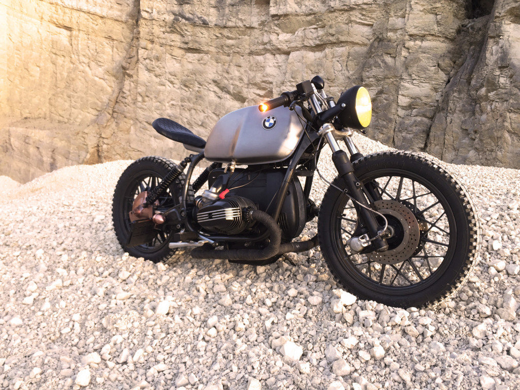 Bratstyle BMW R100RS