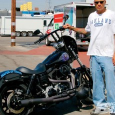 Happy's Motorcycle on Sons of Anarchy