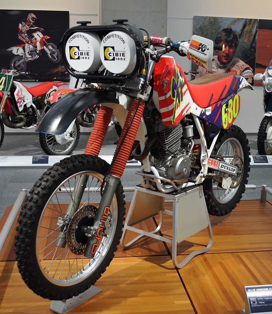 Honda XR600R BAJA