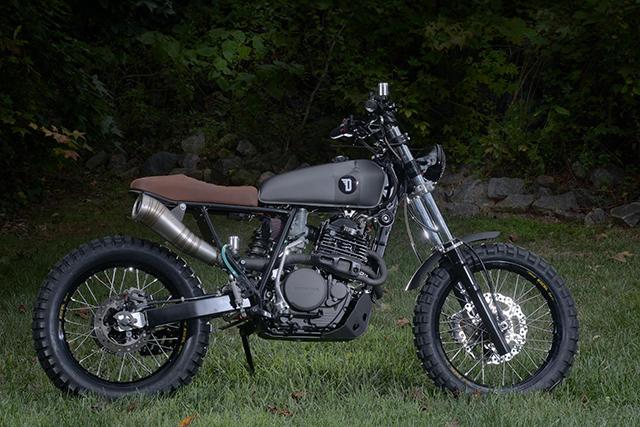 XR600R Scrambler
