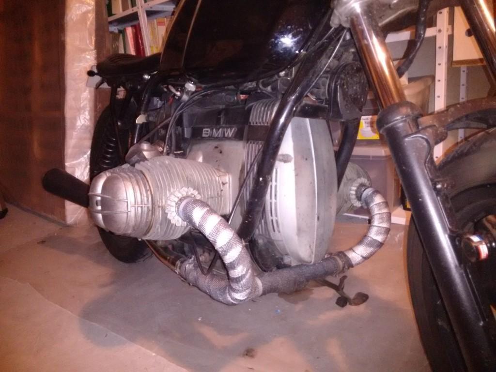 BMW R80 Brat