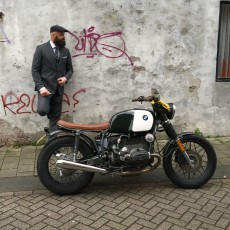 1983 BMW R80/7 Cafe Racer by Moto Adonis