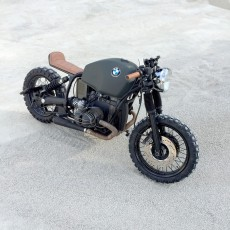 BMW R80 Scrambler by The Bike Maker