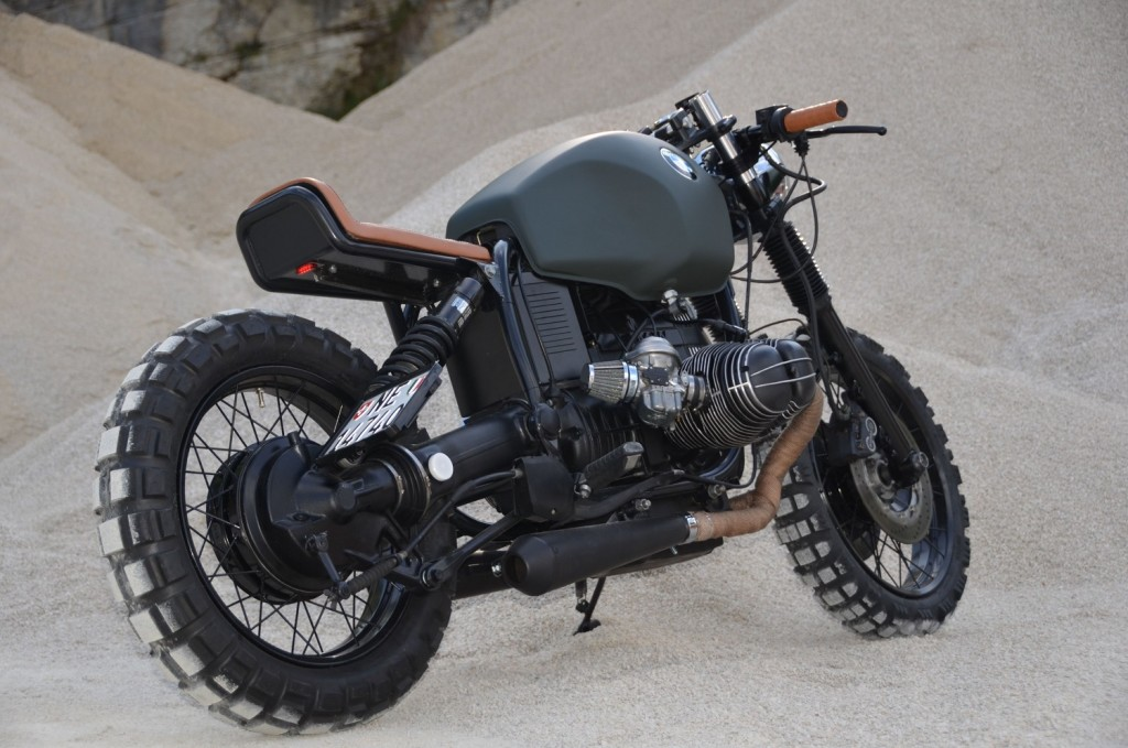bmw r80 scrambler by the bike maker bikebound. Black Bedroom Furniture Sets. Home Design Ideas