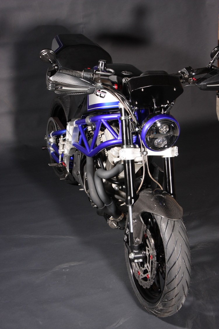 SAMCO Motorcycle