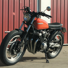 Honda CBX400 Custom by Cafe Racer SSpirit