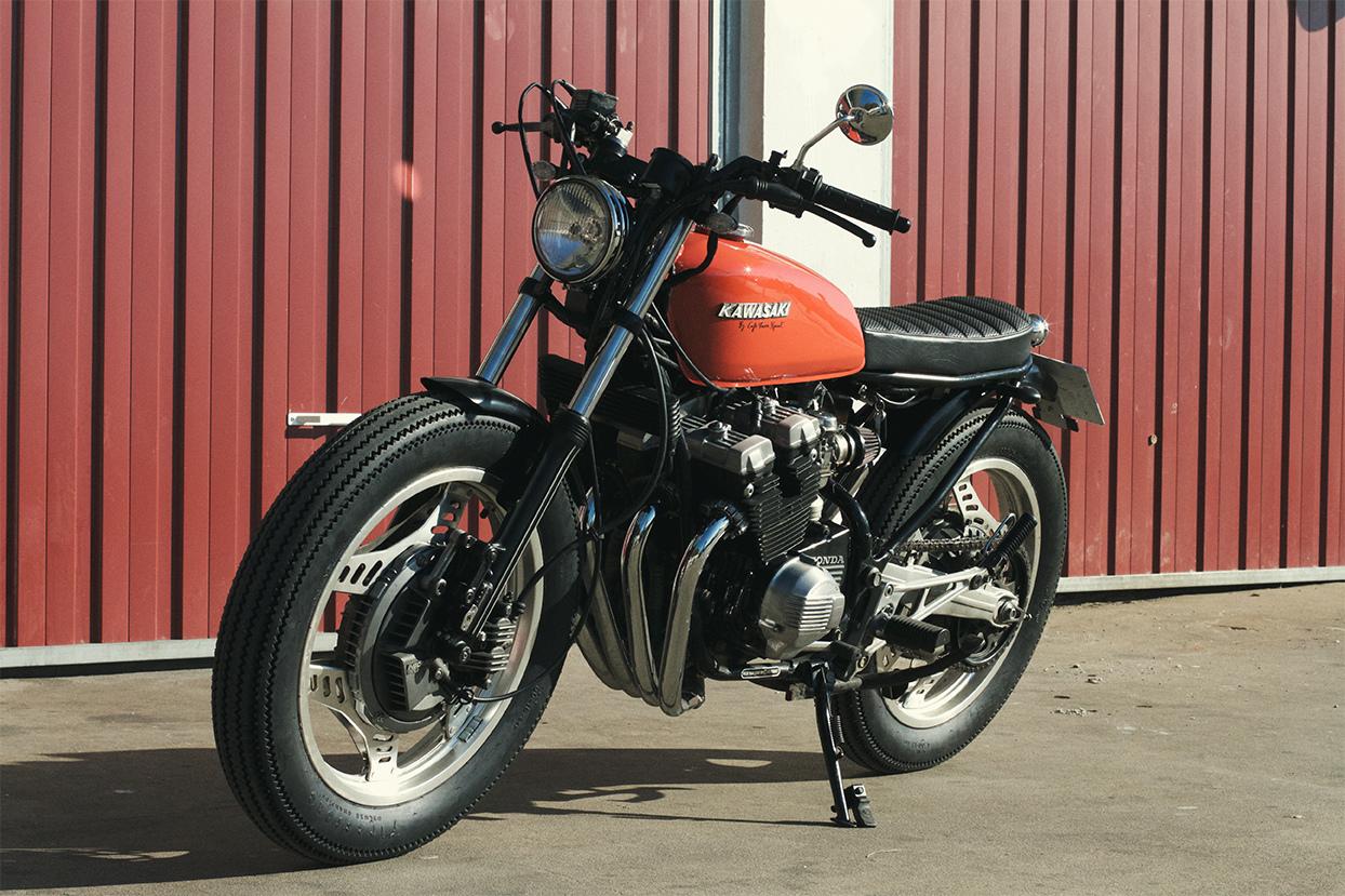 Honda CBX400 Custom
