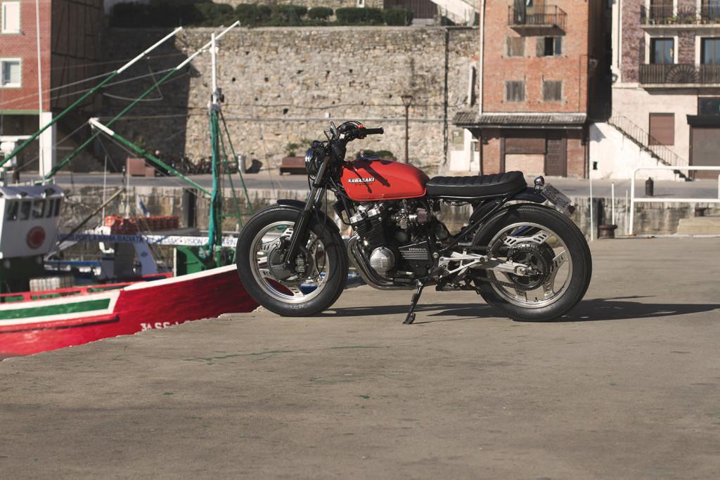 CBX400F Cafe Racer
