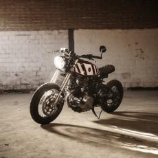 Yamaha Virago Scrambler by Moto Adonis