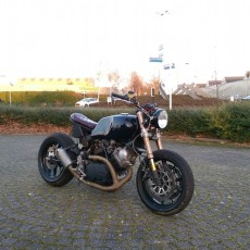 Yamaha Virago Tracker by Chavazs Machmoedov