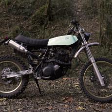 Yamaha XT600 Scrambler by Cafe Racer SSpirit