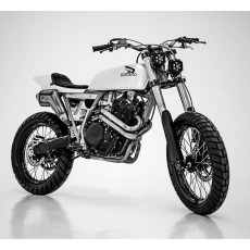 Honda XR600 Tracker by Herencia Custom Garage