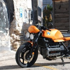 "BMW K100 ""Jetfighter"" by Expressmoto Design"