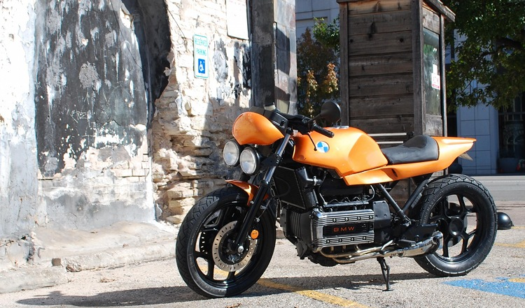 BMW K100 Streetfighter