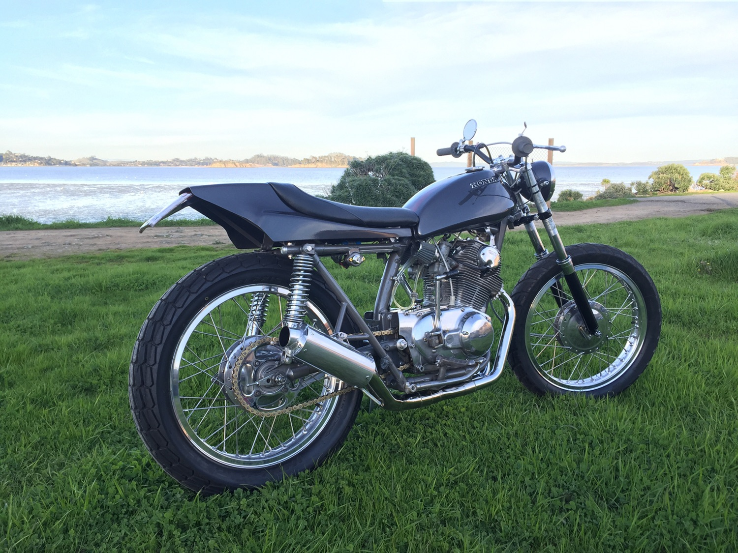Honda CL77 Tracker