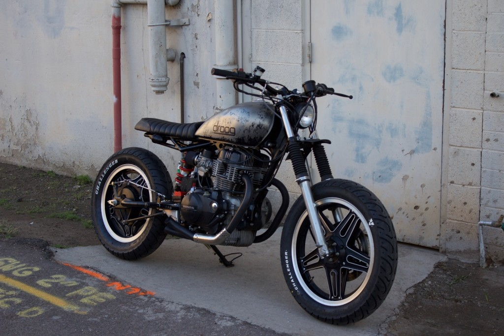Yamaha Tr1 R By Schlachtwerk likewise 1973 Honda Cb500 Bobber Motorcycle 2 2 also Honda Research Development Racer moreover Manuales Usuario Y Taller together with Zandslee Honda Xl500. on honda cb550 frame