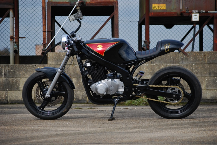 Suzuki Gs Cafe Racer For Sale