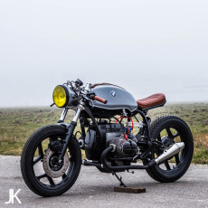 BMW R80 Cafe Racer by Ironwood Custom Motorcycles