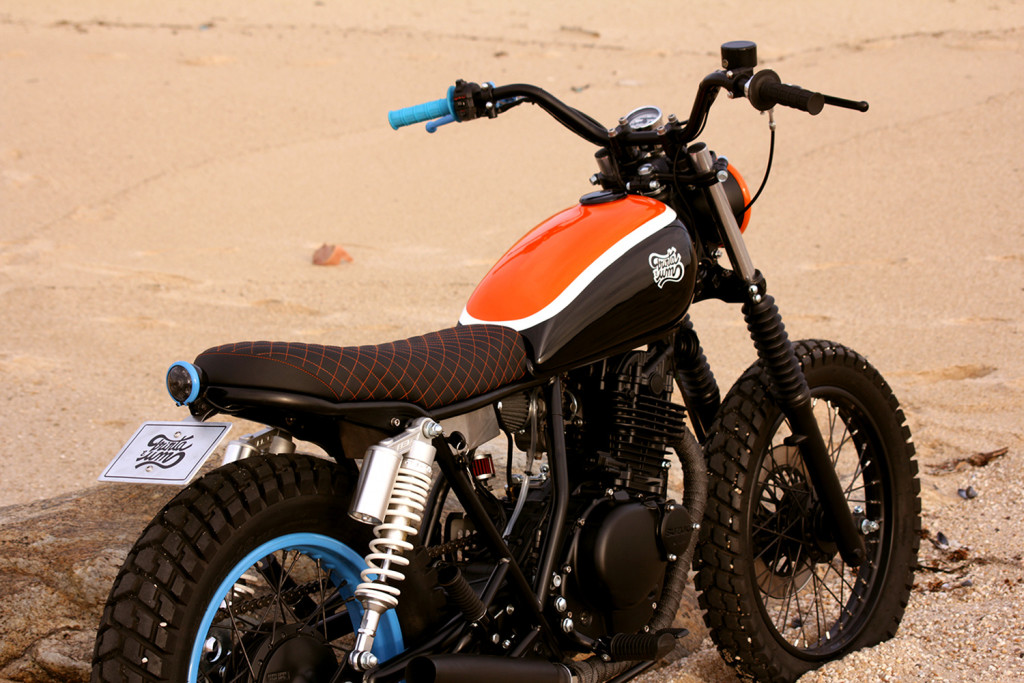 Custom GN250 Tracker