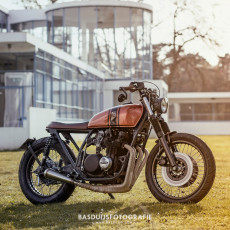 Kawasaki Z650 Custom by Wrench Kings