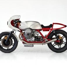 Moto Guzzi Le Mans Cafe Racer by DMOL