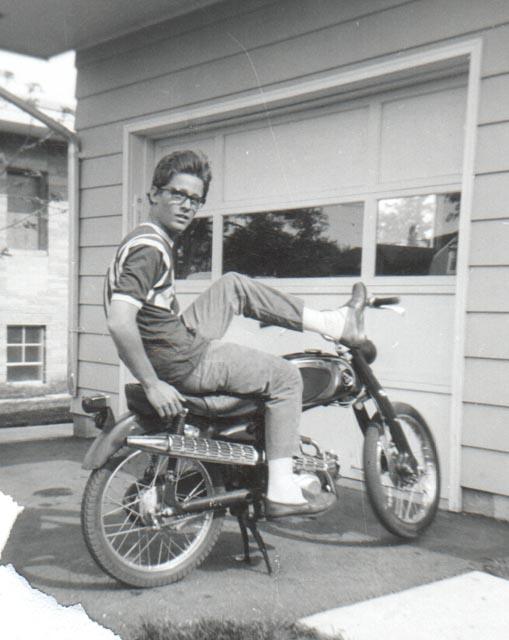 Honda 50cc Custom