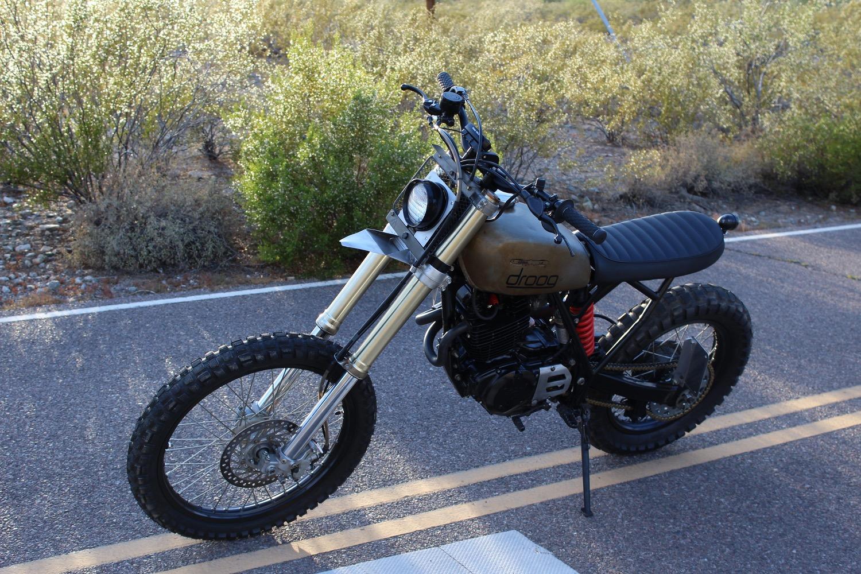 XR500 Scrambler