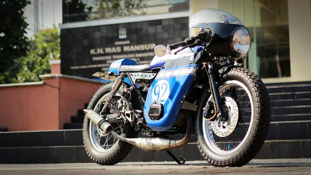 Yamaha RX King Cafe Racer