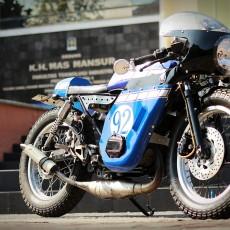 Yamaha RX King 135 Cafe Racer