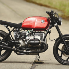 BMW R80 Brat Tracker by Espiat