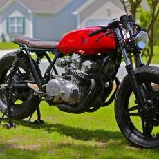 Honda CB750 by Magnum Opus