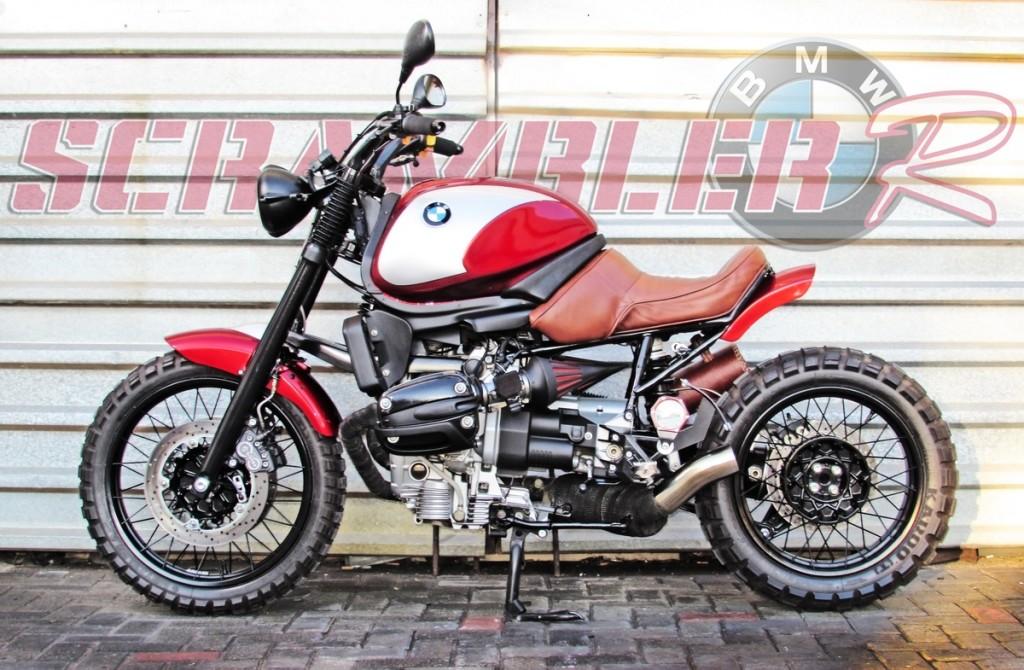 BMW R1100R Scrambler