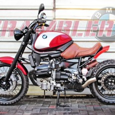BMW R1100R Scrambler by Cytech/Max-Inc
