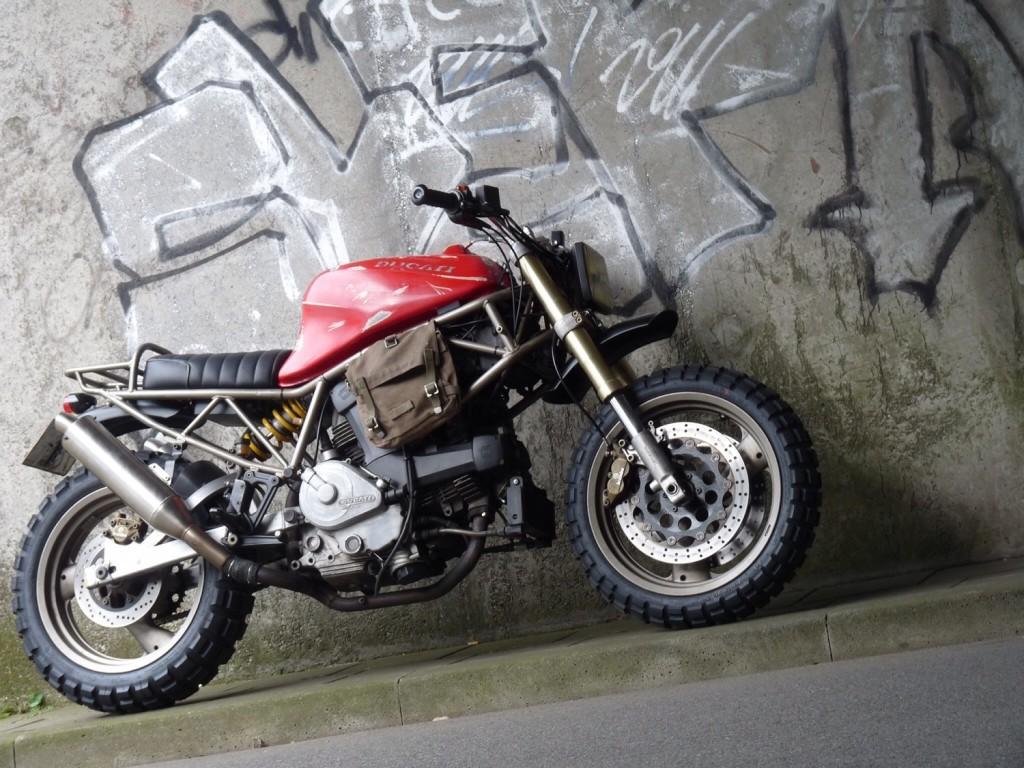 Ducati 750SS Scrambler