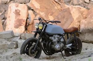 Honda CB900 Boldor Scrambler