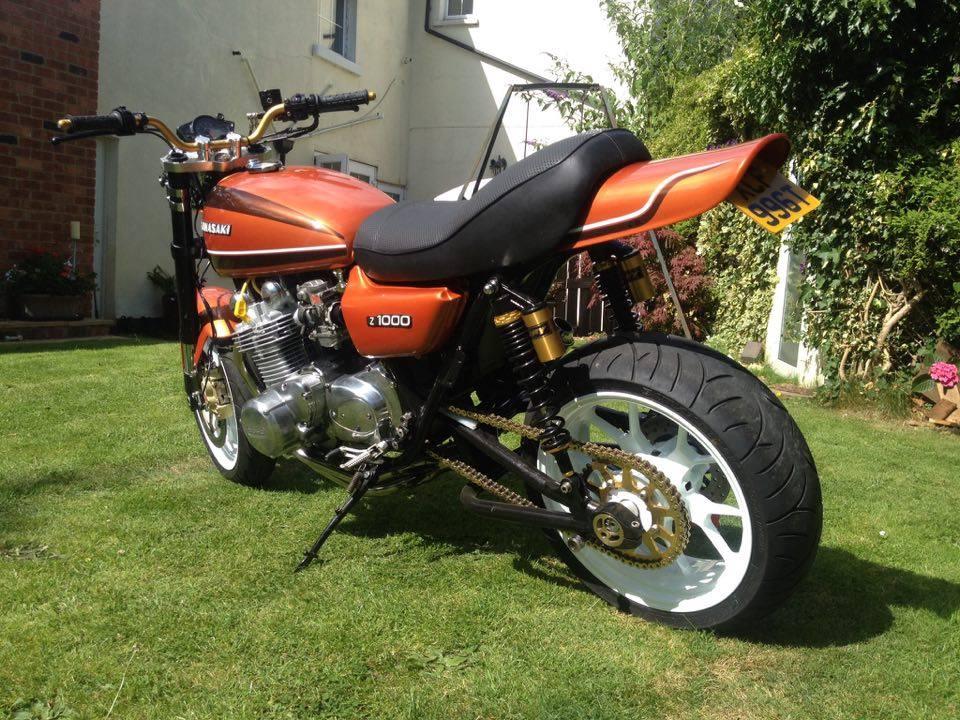 Kawasaki Z1000 Restomod