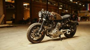 Yamaha XV750 Cafe Racer