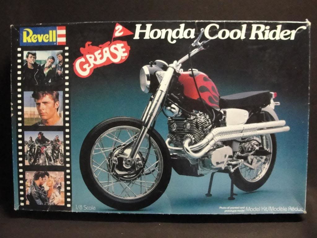 Grease 2 Motorcycle