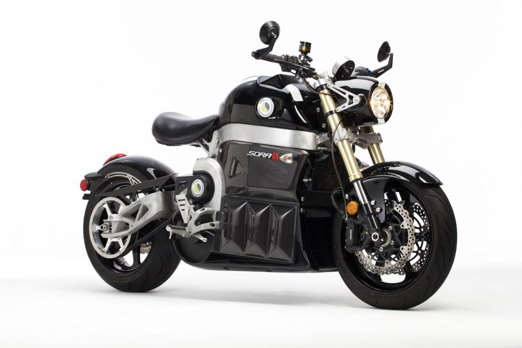 Hawaii Five-O Motorcycle Lito SORA-6