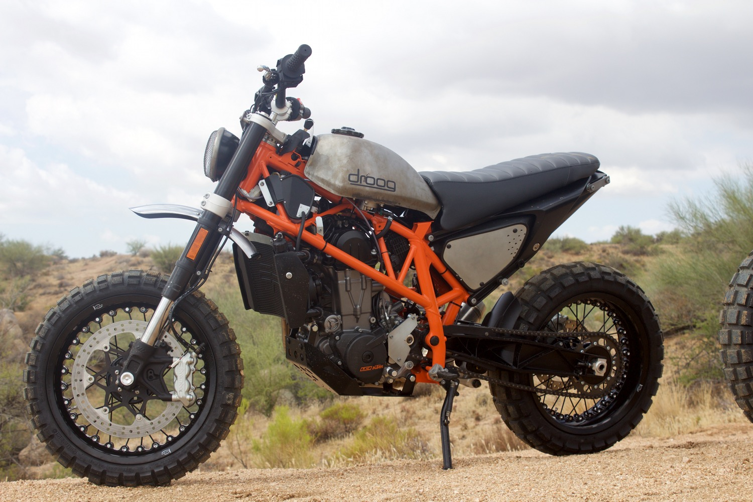 A Little On The Duke As You May Know Bike Was KTMs First Street And Supermoto Having Only Produced Off Road Bikes Until Then