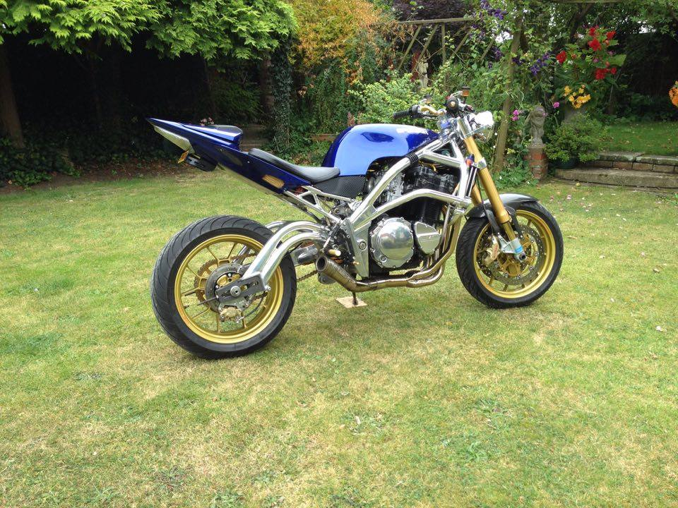 Spondon Bandit Streetfighter