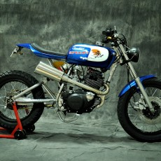 Yamaha SR250 Tracker by XTR Pepo