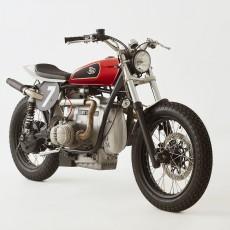 BMW R100 Street Tracker by Fuel Bespoke Motorcycles