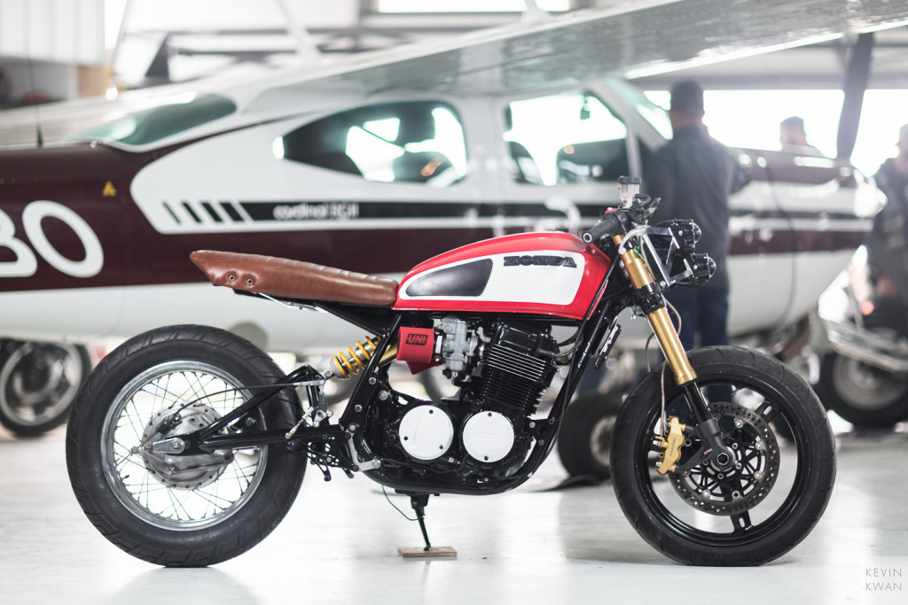 Honda CB750 Mono Conversion V2