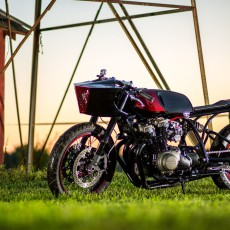 Honda CB750L Cafe Racer by Legion Cycle Works